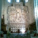 Huesca Cathedral: Interior