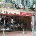 Mexicana's exterior