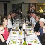 Dinner at Attunga - Ski Season Opening Weekend