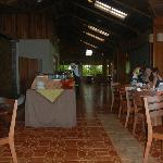 dining area-breakfast buffet