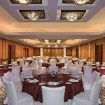 Astor Ballroom - Dinner Setup
