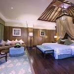 Grande Astor Suite Bedroom