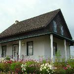 Dionne Quints house