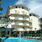Piscina Hotel Roma Cervia