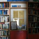 Libri e guide a disposizione degli ospiti