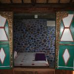 Extended Living Room of WARU Cottage