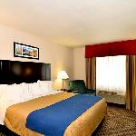 All of our rooms freshly renovated in May, 2012