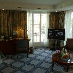 Our Magnificent Suite, Room Nr: 423 (with 3 windows ...and 3 x French Balconies)!