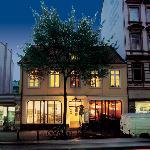 Galerie Hotel Außenansicht