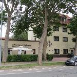 Exterior view Hotel zum Schnackel