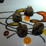 Chocolate Fritters