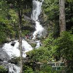 irruppu falls, 8kms from the home stay
