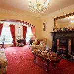 Guest sittingroom
