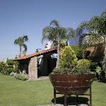jardin para eventos
