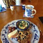 Wonderful Freshly-made Breakfast
