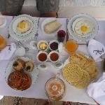 desayuno maravilloso