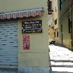 ground floor 'chip' shop