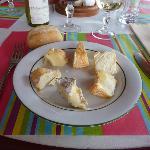 l'assiette de fromages !