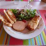 foie gras délicieux !!!