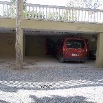 parking en face de l appart