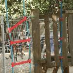 aire de jeux pour les enfants....