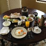 Arabic breakfast (for one)