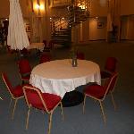 Une salle...