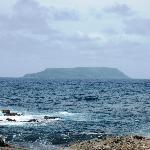 La Desirade island
