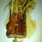 Pork Belly with Honey and Thyme
