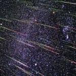 Meteor Shower Star Gazing