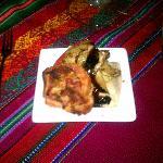 Dinner (third course)