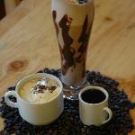 Deli Cafe Restaurant Foto