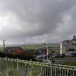 View from Vaughan to Lahinch Golf Course