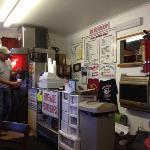 Dave's burger barn