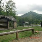 CCC cabin