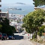 Alcatraz and the bay