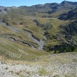 Vallée Salso Moréno vers les lacs de Morgon