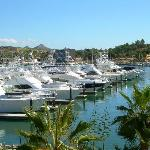 Great Marina Views!