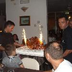 le mitiche torte dell'Hotel Lungomare!