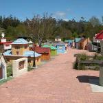 next door--miniature Village of Lower Crackpot