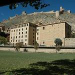 hotel arabia y las murallas de albarracin