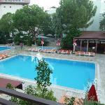 Alvaro Apartments Icmeler