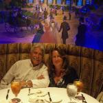 Anniversary dinner at Canal Street in the Orleans Casino