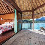 Island Luxury Overwater Bungalow