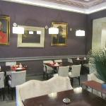 nice looking restaurant