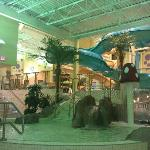 indoor water park. It should be very attractive in winters