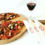 Spagalimis Pizza