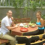 Khmer Breakfast Time