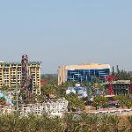 View of DCA during the Day from Park Facing Rooms