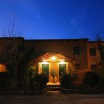 Aphrodites inn Kalavrita front of house